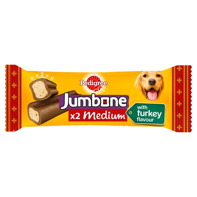 Pedigree Jumbone Medium Turkey