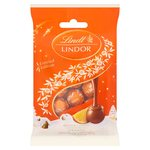 Lindor Milk Chocolate Orange Truffles