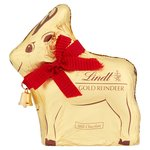 Lindt Milk Chocolate Gold Reindeer