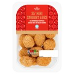 Morrisons Mini Savoury Eggs 35 Pack