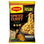 Maggi Fusian Curry Noodles