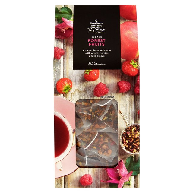 Morrisons Morrisons The Best Forest Fruits Tea 15s 30gproduct