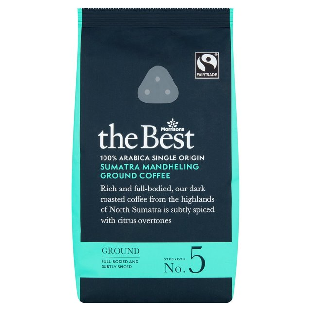 Morrisons The Best Sumatran Ground Coffee