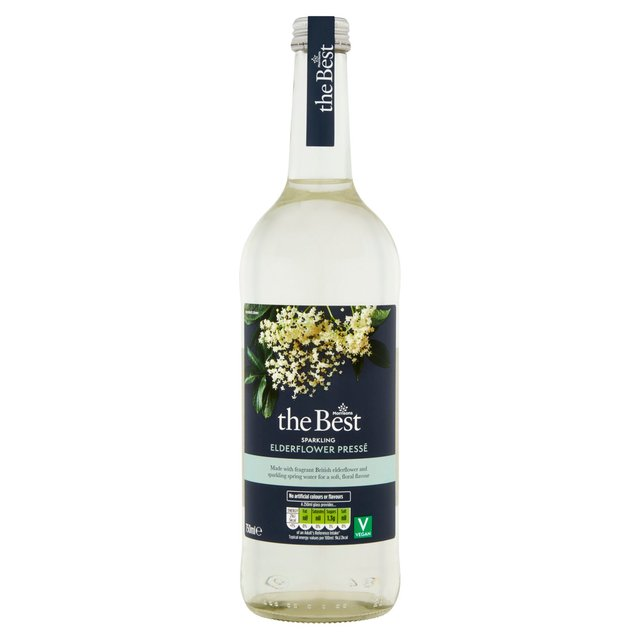 Morrisons The Best Elderflower Presse