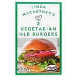 Linda McCartney Vegetarian Quarter Pounder