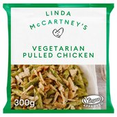 Linda McCartney's Vegetarian Pulled Chicken