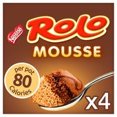 Rolo Mousse 4 Pack