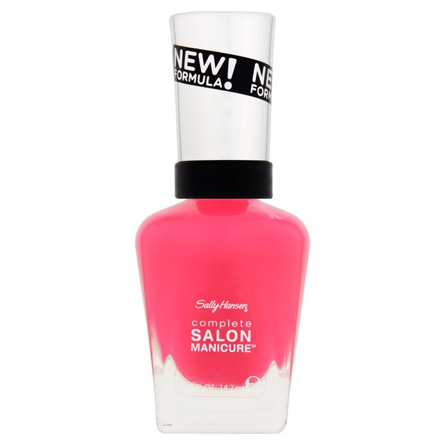 Morrisons: Sally Hansen Nail Polish Cherry Up 14.7ml(Product ...