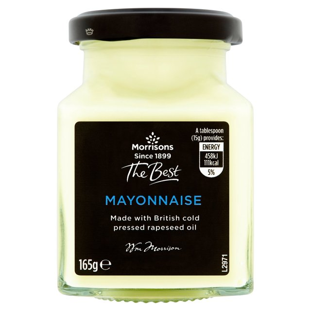 Morrisons The Best Mayonnaise