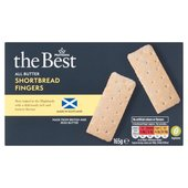 Morrisons The Best All Butter Shortbread Fingers