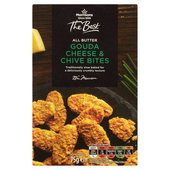 Morrisons The Best Gouda & Chive Biscuit
