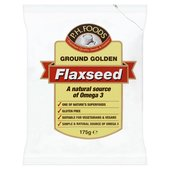 Prewetts Ground Golden Flaxseed