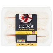 Morrisons The Best Meringue Nests