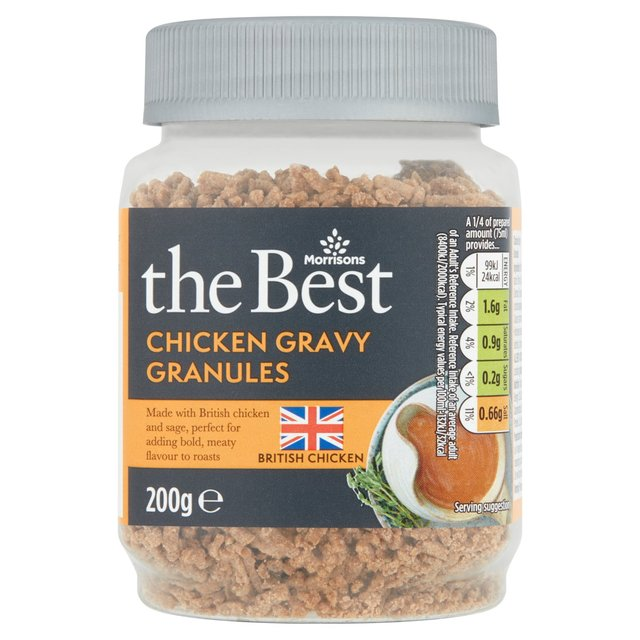 Morrisons The Best Chicken Gravy Granules