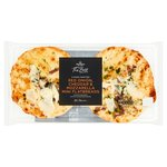 Morrisons The Best Red Onion And Cheese Mini Flatbreads