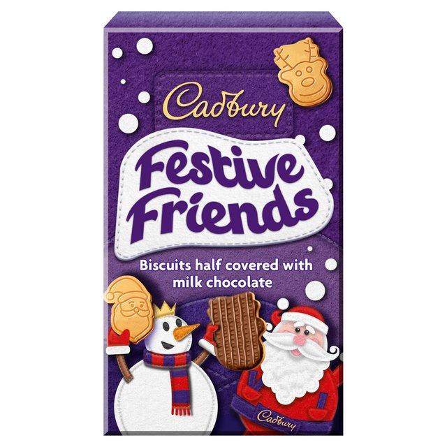 MORRISONS > Food Cupboard > Cadbury Festive Friends