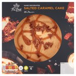 Morrisons The Best Salted Caramel Cake