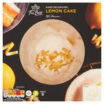 Morrisons The Best Lemon Cake