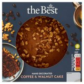 Morrisons The Best Coffee Cake