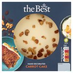 Morrisons The Best Carrot Cake