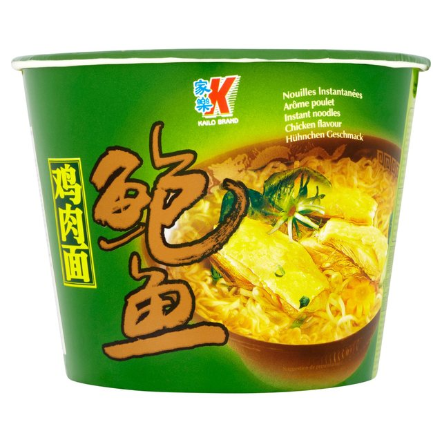 Kailo Chicken Bucket Noodles