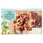 Morrisons Tastes Of America Kansas Styled Pulled Pork