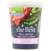 Morrisons The Best Pea & Ham Soup
