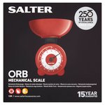 Salter Red Mechanical Scales
