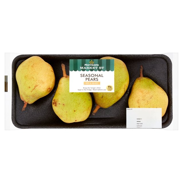Morrisons Ripe & Ready Seasonal Pear Tray