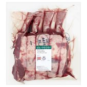 Morrisons British Super Trimmed Fore Rib of Beef (4 Bone)