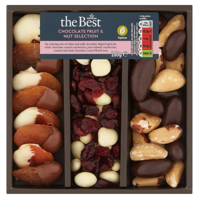Morrisons The Best Fruit & Nut Collection