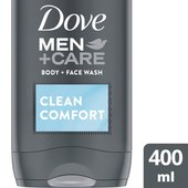 Dove Men + Care Clean Comfort Body & Face Wash at Morrisons