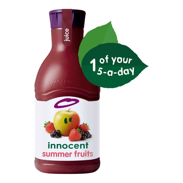 Innocent Summer Fruits Family Size Juice