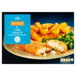Morrisons 6 Breaded Cod Fillets