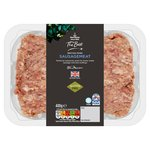 Morrisons The Best Pork Sausage Meat