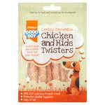 Good Boy Chicken & Hide Twisters  Dog Treats