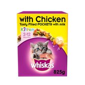 Whiskas Kitten 2-12 Months Complete With Chicken