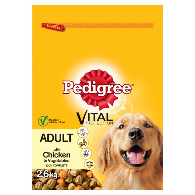 Pedigree Adult Complete Chicken & Vegetables
