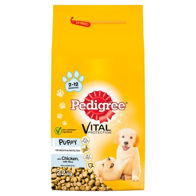 Pedigree Puppy Complete Chicken & Rice