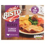 Bisto Turkey Dinner Ready Meal
