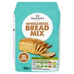 Morrisons Crusty Wholemeal Bread Mix