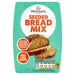 Morrisons Crusty Seeded Bread Mix