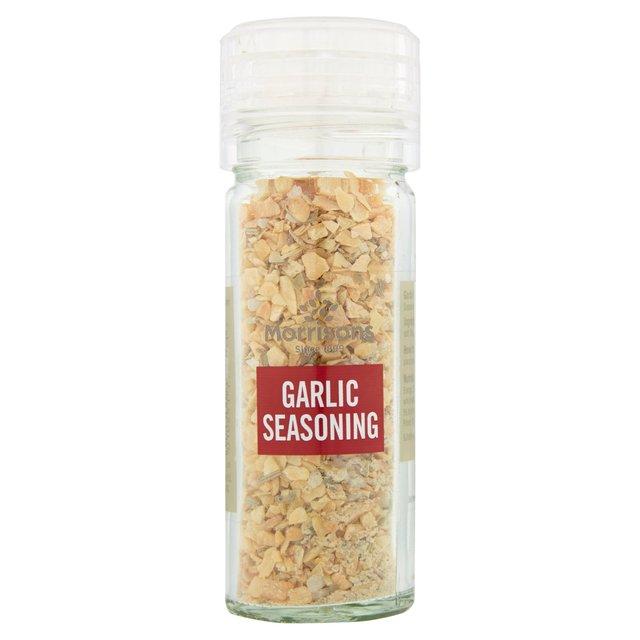 Morrisons Garlic Seasoning Grinder