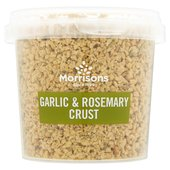 Morrisons Garlic And Rosemary Crust