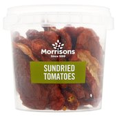 Morrisons  Sundried Tomatoes