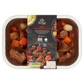 Morrisons The Best Beef Bourguignon