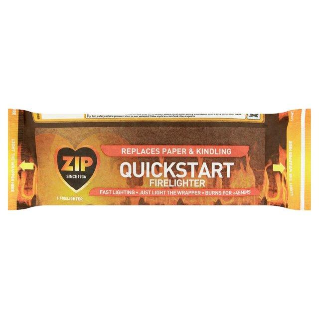 Zip Quickstart Firelighter