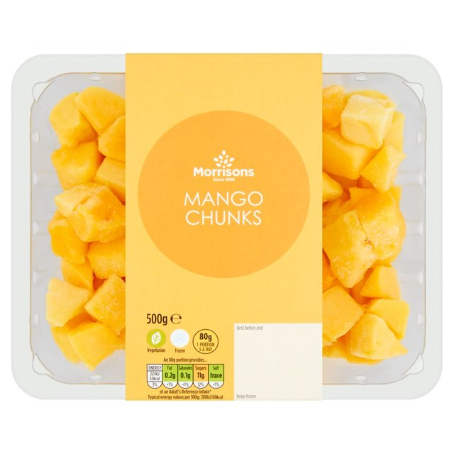 Morrisons Chopped Mango