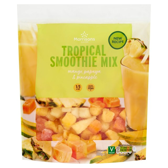 Morrrisons Tropical Smoothie Mix