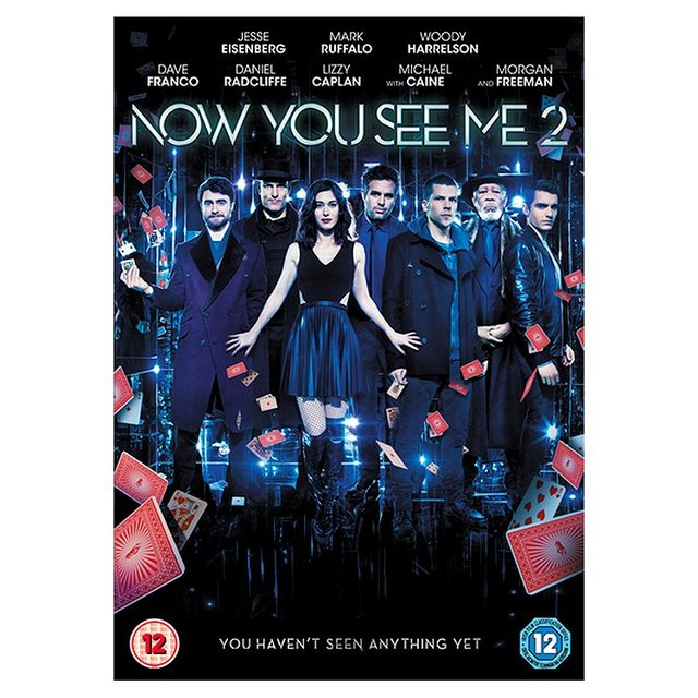 Now You See Me 2 DVD (12)